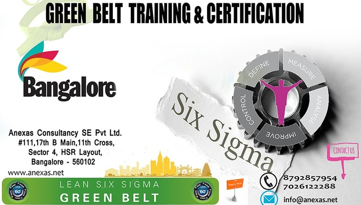 Lean Six Sigma Green Belt Training and Certification | Qtrainers
